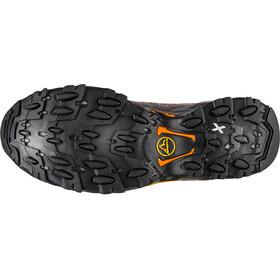 La Sportiva Ultra Raptor GTX Zapatillas running Hombre, carbon/pumpkin